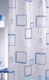 Sealskin Retro zasłona prysznicowa PCV 180x200cm 211521324