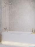 Radaway Idea Pnj parawan nawannowy 100cm L/P szkło przejrzyste 10001100-01-01