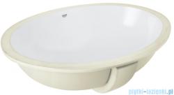 Grohe Bau Ceramic umywalka 56x42 cm podblatowa biała 39423000