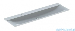 Geberit Xeno 2 Umywalka meblowa z otworami na baterie 160x48 cm 500.279.00.1