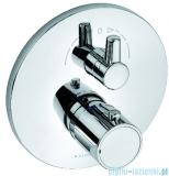 Kludi O-Cean/Zenta Podtynkowa bateria wannowo-natryskowa z termostatem chrom 388300545