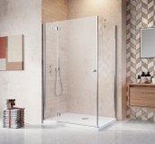 Radaway Torrenta Kdj Kabina prysznicowa 90x80 lewa szkło carre 32249-01-10NL