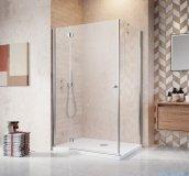 Radaway Torrenta Kdj Kabina prysznicowa 80x90 lewa szkło carre 32247-01-10NL