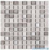 Dunin Woodstone mozaika kamienna 30x30 grey mix 25