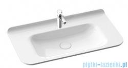 Marmorin Balta umywalka wpuszczana w blat z przelewem i bez otworu na baterie 90x49 721160020211