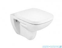 Roca Debba Square Rimless miska WC podwieszana z deską wolnoopadającą A34H99L000