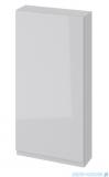 Cersanit Moduo szafka wisząca 80x40 cm szara S590-021