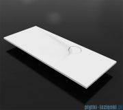 Vayer Bumerang 160x50cm Umywalka prostokątna blatowa