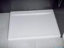 Besco Axim ultraslim 100x90 brodzik prostokątny biały BAX-100-90-P