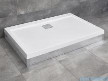 Radaway Obudowa do brodzika Argos 100 aluminium chrom001-510094001