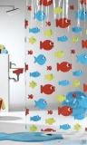 Sealskin Sebastian zasłona prysznicowa PCV 180x200cm 210681303