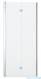 Oltens Trana drzwi prysznicowe wnękowe 80cm szkło przejrzyste 21207100