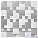 Dunin Metallic Dinox Dual Mix mozaika metalowa 29,8x29,8cm