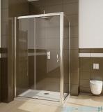 Radaway Premium Plus S Ścianka boczna 90 szkło brązowe 33403-01-08N