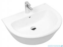 Oltens Jog umywalka 61x49 cm wisząca z powłoką SmartClean 41501000