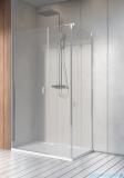 Radaway Nes Kds I Ścianka 70cm szkło przejrzyste 10043070-01-01