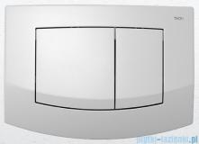 Tece Przycisk spłukujący do WC Teceambia biały antybakteryjny 9.240.240