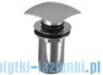 KFA Spust klik-klak metalowy kwadrat chrom 660-454-00