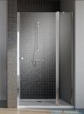 Radaway Eos II DWJ Drzwi prysznicowe 100x195 prawe szkło przejrzyste 3799442-01R