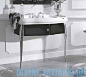 Kerasan Retro Stolik czarny pod umywalkę chrom/chrom 7363K3