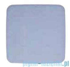 Sealskin Mata antypoślizgowa Rubelle wannowa blue 75x37cm 313006420