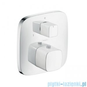 Hansgrohe PuraVida Bateria termostatowa podtynkowa chrom 15771000