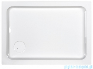 Sanplast Free Line brodzik prostokątny B/FREE 70x100x5 cm + stelaż 615-040-1270-01-000