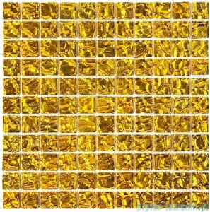 Dunin Vitrum mozaika szklana 30x30 golden 017