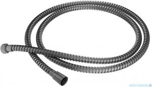 Kohlman Experience Gray wąż prysznicowy 150cm szczotkowany grafit WZ1EG