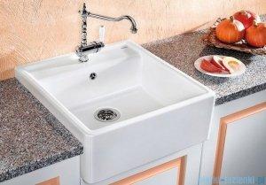 Blanco Panor 60  Zlewozmywak ceramiczna z dwoma otworami kolor: biały połysk bez kor. aut. 514501