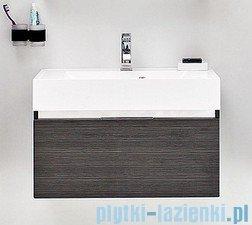 Antado Cantare szafka z umywalką 60x50x33 grafit (fino) FSM-342/6GT-46/46 + UNA-600