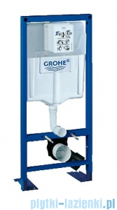 Grohe Rapid SL do WC ściennego spłuczka do WC 6-9l 38584001