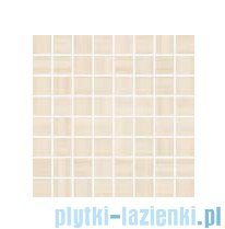 Ceramika Color Sea Shell cream mozaika ścienna 25x25