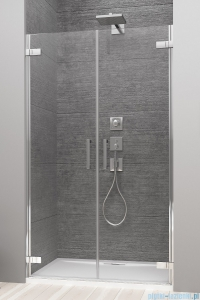 Radaway Arta Dwd drzwi wnękowe 55cm część prawa szkło przejrzyste 386033-03-01R