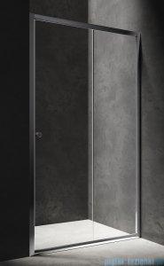 Omnires Bronx drzwi prysznicowe 110x185cm przezroczyste S2050110CRTR