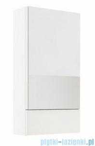 Koło Nova Pro szafka wisząca z lustrem 46,4x85x17,6 cm biały połysk 88430