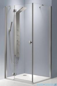 Radaway Essenza KDJ kabina 80x80 lewa szkło grafitowe 32812-01-05NL