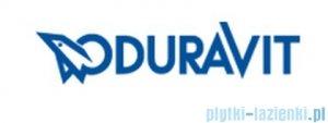 Duravit D-Code zestaw przelewowo-odpływowy do odpływu centralnego chrom 790227 00 0 00 1000