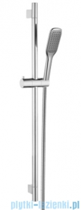 Omnires zestaw prysznicowy suwany 1-funkcyjny chrom Hudson-S