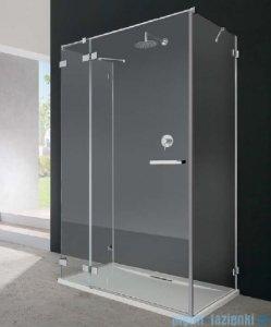 Radaway Euphoria KDJ+S Drzwi prysznicowe 90 lewe szkło przejrzyste 383612-01L/383221-01L
