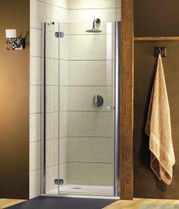 Radaway Torrenta DWJ Drzwi prysznicowe 110 Lewe szkło carre 31940-01-10N