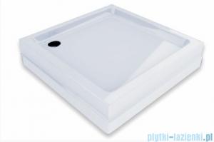 Ravak Angela Basic Kompakt brodzik kwadratowy 90x90cm biały GPX2240136