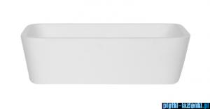 Besco Assos S-Line Glam Złota umywalka nablatowa 40x50x15cm #UMD-AP-NBZ