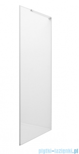 Roca Metropolis ścianka boczna 80cm szkło przejrzyste AMP3508012M