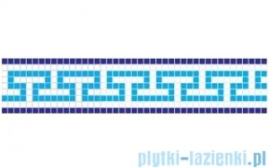 Dunin Q design mozaika szklana 32x19 line 9