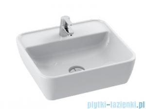 Cerastyle One umywalka 46x42cm nablatowa 076300-u
