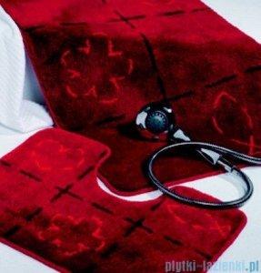 Sealskin Dywanik łazienkowy Tack czerwony 60x90cm 293273659