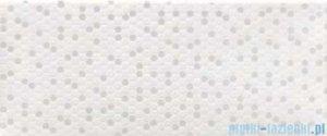 Ceramika Color Neo-Geo Cristal white geo dekor 25x60