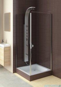 Aquaform Glass 5 drzwi uchylne 80cm prawe szkło przejrzyste 06369