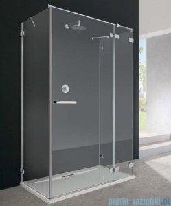 Radaway Euphoria KDJ+S Drzwi prysznicowe 110 prawe szkło przejrzyste 383812-01R/383221-01R